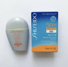 Shiseido Anti Aging Sun Care Sunscreen 50 + Dark Fonce 1 Oz NEW IN BOX
