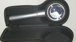 Hautlupe Dermatoskop XL 30 Fache Vergrößerung Hautscanner UV Licht
