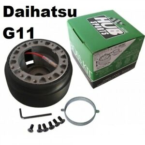 Daihatsu Charade G11 Steering Wheel Boss Kit OMP Nardi Momo