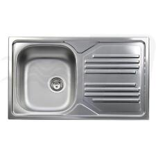 Sink Recessed Stainless Steel with 1 Tub Apell