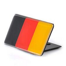 Kühlergrill Deutsch Flagge Emblem Abzeichen für BMW AUDI VW Golf Jetta NEU