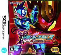 DS Ryuusei no RockMan 3: Red Joker Japan Import Game Japanese