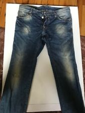 Dsquared2  jeans size 48 / 32 waist  exclusive CA Ruff Workwear label on waist