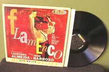 "Laurindo Almeida/Jose Barroso ""Flamenco"" LP CLP 5109 Orig EX Mono"