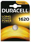 Duracell 1620 Knopfzelle Batterie Knopfzelle, CR1620, 3V DL/CR1620 MHD 2029