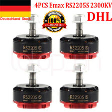 2 Pairs Emax RS2205S 2300KV Brushless Motor for FPV Racing Quadcopter  DE DHL