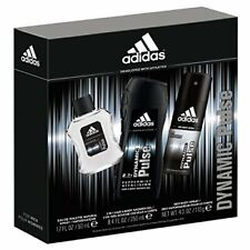 Adidas Male Personal Care Dynamic Pulse 3 Piece Fragrance Set