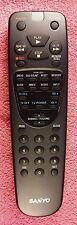 OEM Genuine Sanyo VWM-650 VCR Remote Control