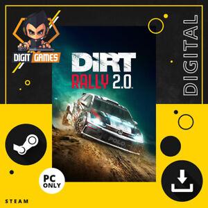 DiRT Rally 2.0 - Steam Key / PC Game