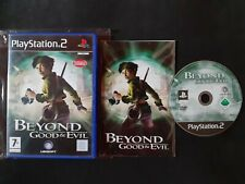 BEYOND GOOD & EVIL  PS2 PLAYSTATION - PAL ESPAÑA - COMPLETO