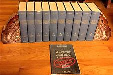 Dictionary of Sculptors Painters & Engravers by Benezit Vols 1-10
