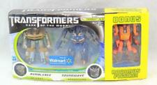 Transformers Dark Of THe Moon DOTM Legends Class Bumblebee and Soundwave MISB