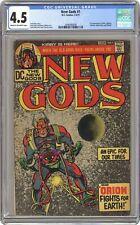 New Gods #1 CGC 4.5 1971 2046480009