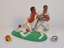 1989 Dexter Manley & Herschel Walker One on One Starting Lineup Football SLU