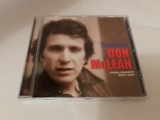 Don McLean - The Best Of - CD (2001)