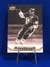 2015-16 Sidney Crosby Upper Deck Canvas Card #68 Pittsburgh Penguins Superstar