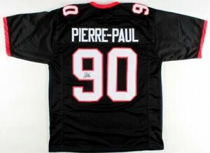 Jason Pierre-Paul Signed Jersey (JSA COA)T Tampa Bay Buccaneers