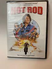 Hot Rod DVD, Sissy Spacek, Ian McShane, Isla Fisher, Andy Samberg *NEW SEALED*