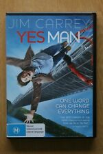 Yes Man (DVD, 2009)    Preowned (D209)