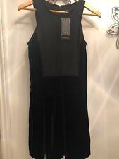 ARMANI Exchange Black Dress With Tags.
