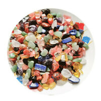 Colorful stone Ore Crushed Gravel Stone Chunk Lots Degaussing crystal natural