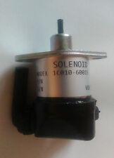 Solenoide de parada reemplaza Kubota 16271-60010 16271-60012 BX2200D BX23D F2400