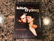 A Kiss Before Dying DVD! 1991 Erotic Thriller! To Do For Stoker Seven Fear