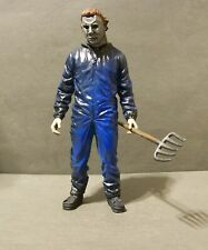 """Custom figure of Michael Myers from Halloween """"the night he came home"""""""