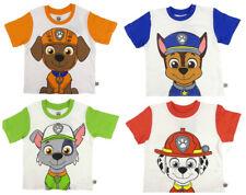 Paw Patrol Camisetas Marshall Chase Zuma o Rocky Cuatro a Elegir de 2-3a 6