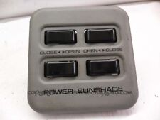 Mitsubishi Delica L300 2.5 4D56 86-94 moonroof power sunshade switch switches