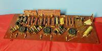 Sprague Bumble Bee Capacitor Guitar Tone Cap Lot (9) 1960's Organ Tone  Board