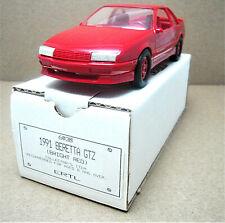 AMT / Ertl Dealer Promo Model - 1991 Chevrolet Beretta GTZ - Bright Red