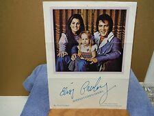 Elvis Presley priscilla lisa marie Behind Closed Doors Book Advertisement vintag