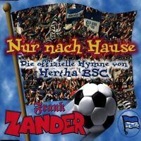 Frank Zander Nur nach Hause-Hertha BSC (1997) [Maxi-CD]