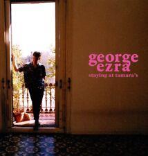 GEORGE EZRA STAYING AT TAMARA'S BRAND NEW FACTORY SEALED CD