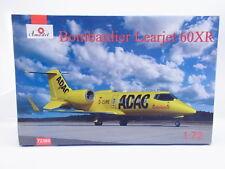 LOT 16539 | Amodel 72360 Bombardier Learjet 60XR 1:72 Bausatz  NEU in OVP