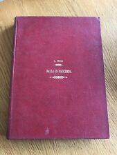 GIUSEPPE VERDI - UN BALLO IN MASCHERA - G. RICORDI & C. - H/B - £3.25 UK POST