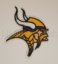 Minnesota Vikings Patch Aufnäher 7 x 8 cm NFL