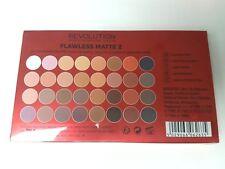 Revolution Eyeshadow Palette Flawless matte 2 32 Farben