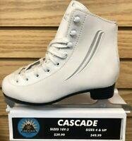 Lake Placid Cascade Figure Skates