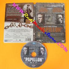DVD film PAPILLON Steve Mcqueen Dustin Hoffman METAL BOX EAGLE no vhs (D3)