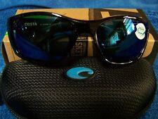 COSTA DEL MAR C-MATE FISCH TORTOISE FRAME BLUE LENS 580  BIFOCAL READER 2.50