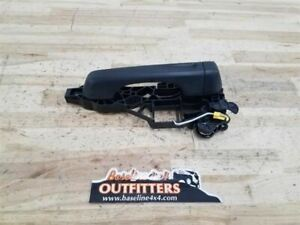 Jeep JL Wrangler Driver Left Rear Outer Door Handle Assembly 2018 2019 202 31818