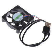 Conector USB Ordenador Enfriador Refrigeración Ventilador Disipador de calor