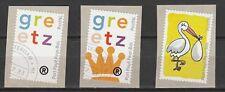 Nederland Port betaald 41a/c Greetz 2013 met PostNl-logo