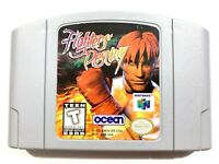 Fighters Destiny N64 - Nintendo - Authentic Cartridge Only - Tested & Working