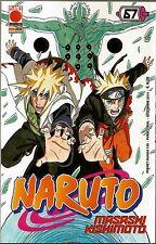 MANGA - Naruto N° 67 - Prima Edizione Serie Nera - Planet Manga 120 - NUOVO