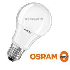 10 x BOMBILLA E27 LED OSRAM VALUE 10W = 75w LUZ BLANCA 4000K Classic A75