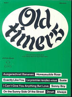 """ Oldtimers "" Band 3"