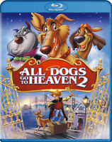 ALL DOGS GO TO HEAVEN 2 (BLU-RAY) (BLU-RAY)